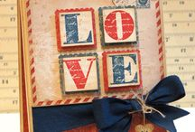 Stampin up cards / by Katherine LePiane