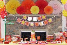 A's birthdays / by Patricia Hernandez