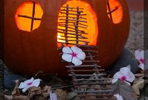 fall/halloween ideas / by Kelly Kendrick