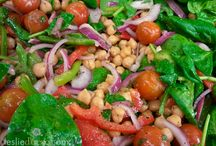 My Salad Recipes / by Leslie Durso