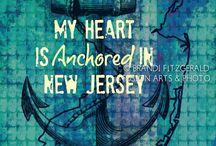 Still A Jersey Girl ❤️❤️ / by Dee Gerardi Glaessgen
