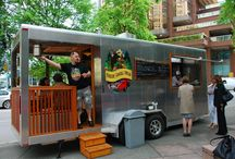 Spotted: Street Food & Food Trucks / by Ordr.in Loves Restaurants