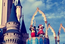 WALT DISNEY WORLD / **SOME photos were taken and edited by me!** / by Jaimary Figueroa