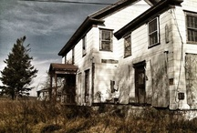 ~ABANDONED~ / Exploring abandoned urban and rural structures....decaying, silent, forgotten beauties fading into history~ / by Diane Harris-Day