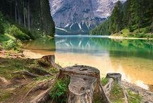 Beautiful Scenery / by Ash Shortii