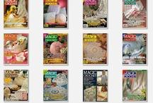 Crocheting Books and Magazines / by Debbie Misuraca
