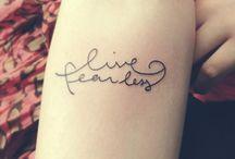 Tattoo ideas / by Erika Secrist
