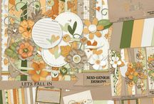 Let's Fall In / by Mad Genius Designs