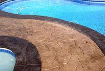 Backyard/Pool Landscape  / by Jennifer