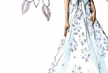 {Bridal Illustrations} / by Tricia Hughes-LaFountaine