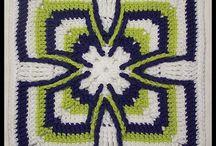 Crochet square / by Gordana Otahal Bjerborn