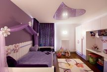 Girly rooms / by Heather Tucker