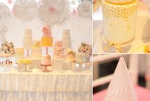 Birthday party ideas / by Amy Seery
