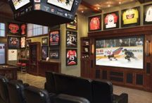 Man Cave Ideas / One day!  / by Morgan McAndrew