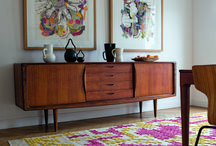 Mid-Century Mod Favs / One of the (I feel) best collection boards of the atomic era - well I AM obsessed.  / by Vanessa McIntyre