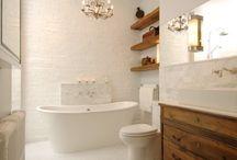Bathroom / by Melody Reno-Ewen