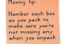 Moving / by Robyn Barth