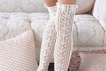 Crochet/Knitting / by Danielle Burgi