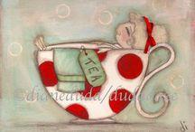 Tea Snobs / #tea, teaware, organic tea, fair trade tea, tea pots, hemp tea bags, tea cups / by June Stoyer