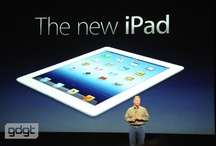 Case study: iPad 3 / by Davide Bennato