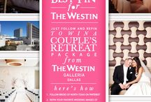 Best Pin for the Westin Contest / by Brides of North Texas