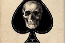 Skulls,skeletons,skulls / Freakin' love skulls!! / by Marisela