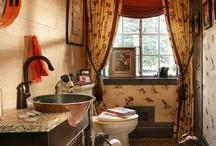 Equestrian Bathrooms / by Laura Lewis