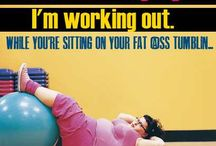 Hey fat! Get off my Body! (weight loss motivation)  / Inspiration to stay the course of my health gain, weight loss journey!  / by Krystle Walsh