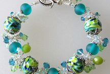 Beaded bracelets / by Dawn Fitzpatrick