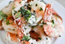 Seafood / by Kathryn Gonzalez