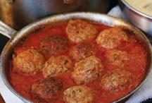 Meatballs & Gravy / by Kelle Giordano