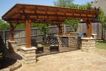 out door projects / by Debbie Decelles