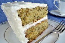 Recipes - Cakes / by Cheryl Simonis