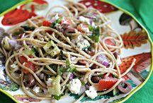 Salads / by Ronnie Davis