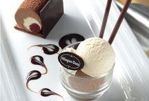 Dessert plating ideas / by Karen Noble