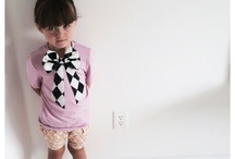 kid style / by Mallory Rae