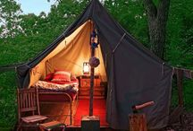 **Glamping** / by Lauren Kyes
