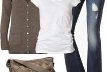 fall outfits / by Lisa Cox