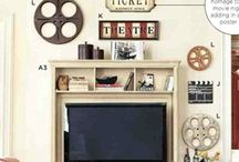 Movie theater room / by M K