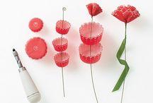 Paper Flowers / by Brandy Godush-Cox