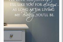 Baby Room (just in case) / by Katelyn Lee