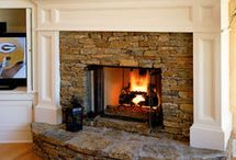 Fireplaces / by Paula Chisholm
