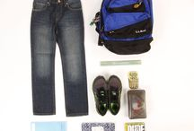 Back-to-School / Study up on back-to-school style!  / by Lee Jeans