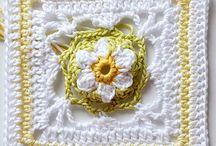 Crochet {squares & blankets} / by Leah Hazelton