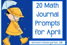 April Kindergarten / by Stacy Vernon