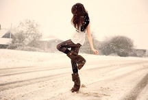 Winter Shots / by Ginny Haupert {Ginny Haupert Textures}