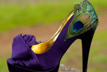 SHOES / All shoe of artful painterly designs / by Mary Ann Newkirk