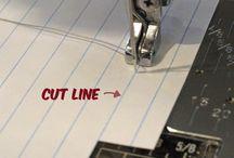 Sewing / by Lisa Staffaroni