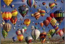 Up, up & away - Balloons / by Irene Reines