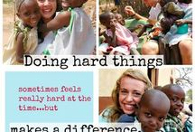 Making a difference / by Riley's Treasures of Branson, MO